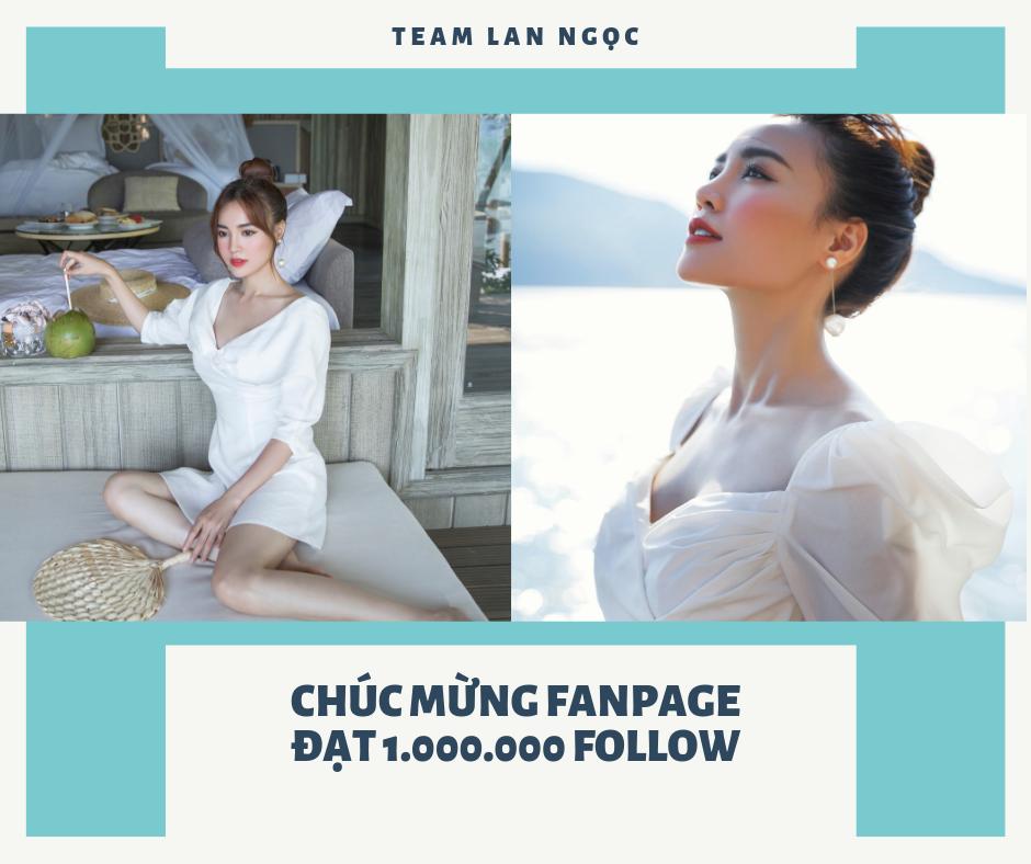 Nàng Cám Lan Ngọc nhận ngay 1 triệu follow trên mạng xã hội sau chiến thắng tại Running Man bản Việt