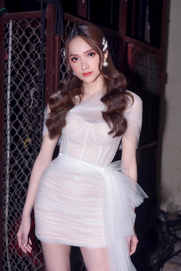 Kay Trần lên tiếng về tin đồn hẹn hò với Hoa hậu Hương Giang