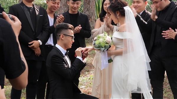 Ái nữ đại gia Minh Nhựa - Joyce Phạm khoe ảnh cưới lãng mạn tại Đà Lạt