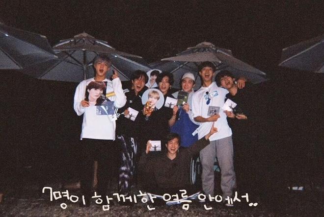 """Sau khi thông báo tạm dừng hoạt động, BTS đã có một kỳ nghỉ dài vô cùng """"healthy và balance"""" ngoài sức tưởng tượng của fan"""