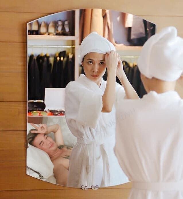Lộ ảnh nhạy cảm với Mỹ Tâm, Đàm Vĩnh Hưng đăng status: Bà bé ơi, mình phải cẩn trọng hơn