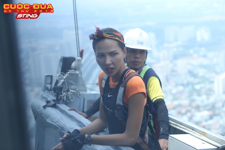 Đỗ Mỹ Linh cùng Lê Xuân Tiền kết hợp ăn ý, chứng minh thực lực đáng gờm cho ngôi vị quán quân