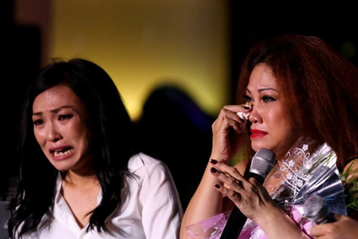 Em gái Cẩm Ly tài trợ chi phí đưa thi hài Anh Vũ về nước và một showbiz Việt đầy tình thương