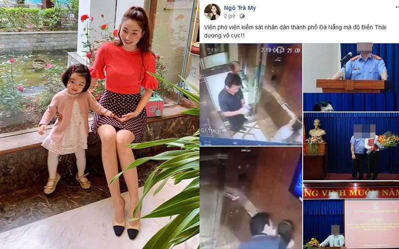 Sao Việt đồng loạt tức giận khi biết rõ thân thế người đàn ông có ý đồ với bé gái mới lên 7 trong thang máy chung cư