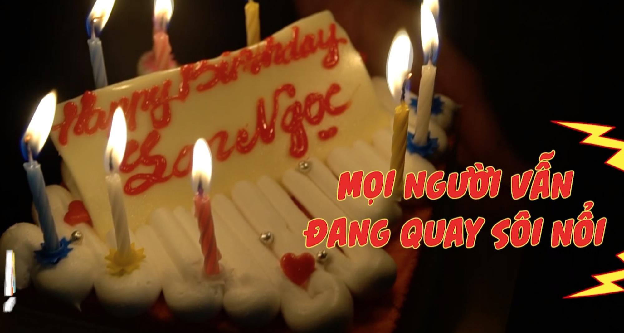 Ninh Dương Lan Ngọc đón sinh nhật lầy lội cùng dàn Running Man nhưng với bối cảnh đám cưới?