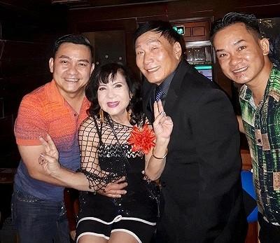 Hé lộ số tiền em gái tỷ phú của Cẩm Ly tài trợ toàn bộ để đưa thi thể nghệ sĩ Anh Vũ về Việt Nam