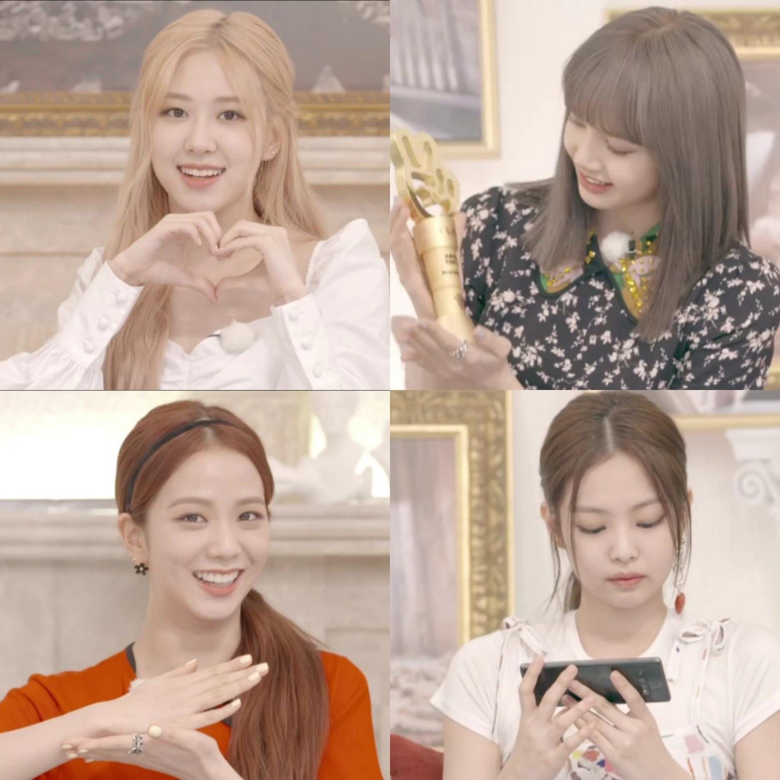 Kiểu makeup lẫn style ăn mặc xuất sắc thế này, dự là Rosé sẽ soán ngôi công chúa YG của Jennie