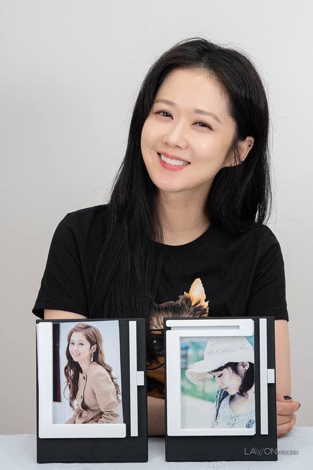 Jang Na Ra gây ngỡ ngàng với nhan sắc trẻ đẹp xứng danh mỹ nhân không tuổi