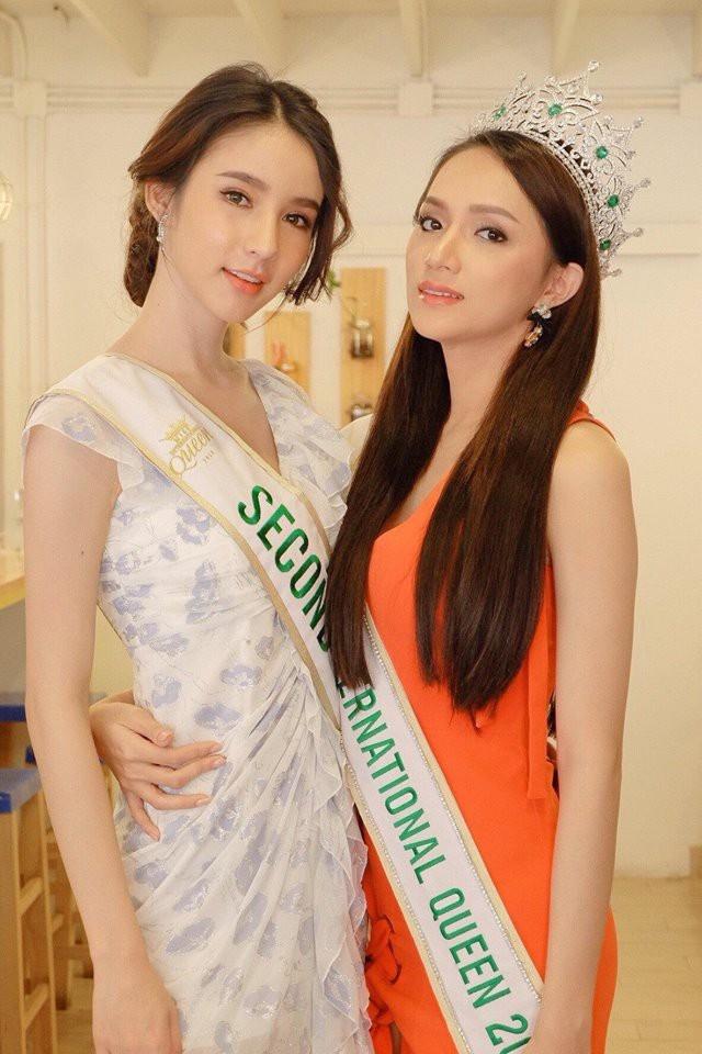 Hương Giang và thần tiên tỷ tỷ Thái Lan chung một khung hình: Ai xuất sắc hơn ai?