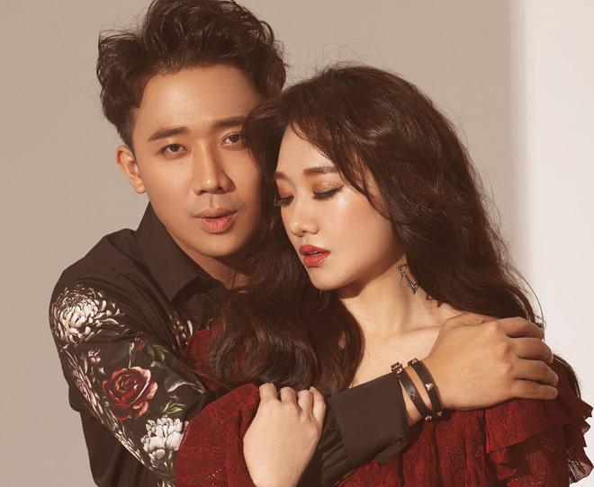 Đăng status không đầu không cuối, Hari Won suýt khiến Trấn Thành phải gánh tiếng oan ngoại tình