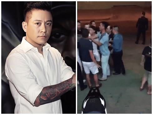 Tuấn Hưng chính thức lên tiếng khi bị nghi ngờ là nam chính trong clip xô xát trước quán bar