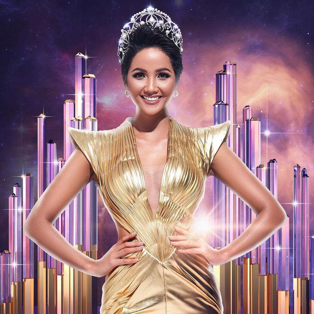 Rapper Đen Vâu đòi đi thi Hoa hậu Hoàn vũ Việt Nam 2019 và phản ứng cực hài của đương kim HHen Niê