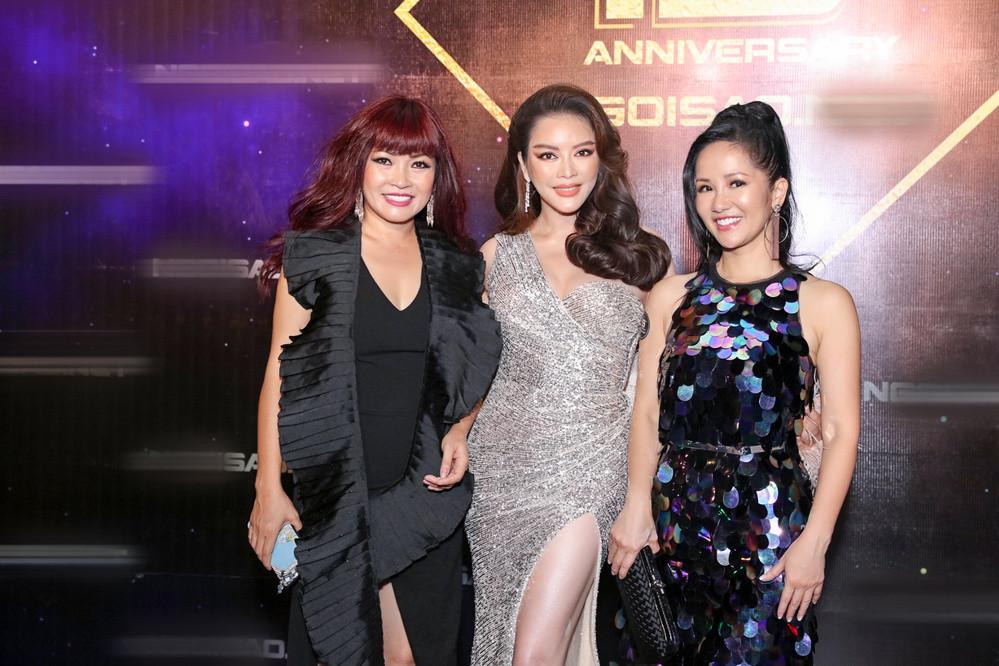Dàn mỹ nhân Việt diện trang phục đẹp như tranh vẽ xuất hiện lộng lẫy đổ bộ thảm đỏ: Ai nổi bật hơn ai?