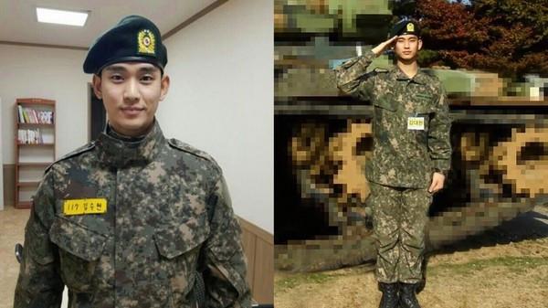 Sau Lee Min Ho, đến lượt những nam thần đình đám này xuất ngũ trong vài ngày tới
