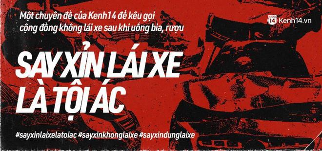 Sao Việt đồng loạt lên tiếng trước hàng loạt vụ lái xe say xỉn gây tai nạn: Đừng vì sợ coi thường bạn nhậu mà uống say rồi tham gia giao thông!
