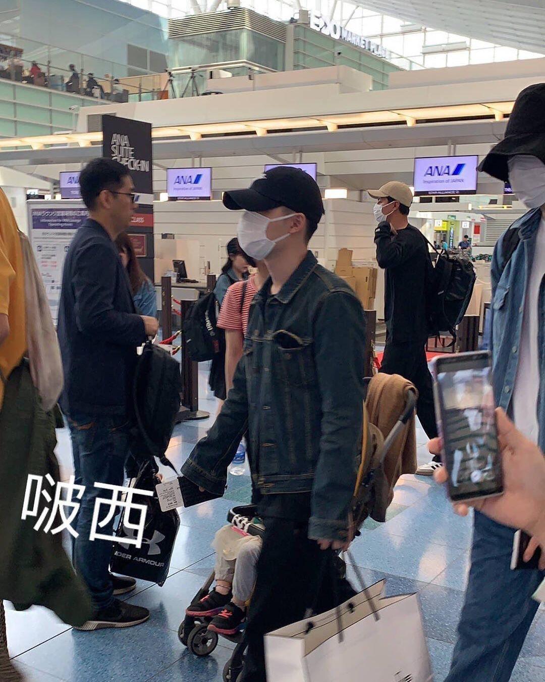 Hội bạn tài tử sang Nhật du lịch: Lee Kwang Soo ân cần bảo vệ D.O., Kim Woo Bin nổi bần bật bên Jo In Sung