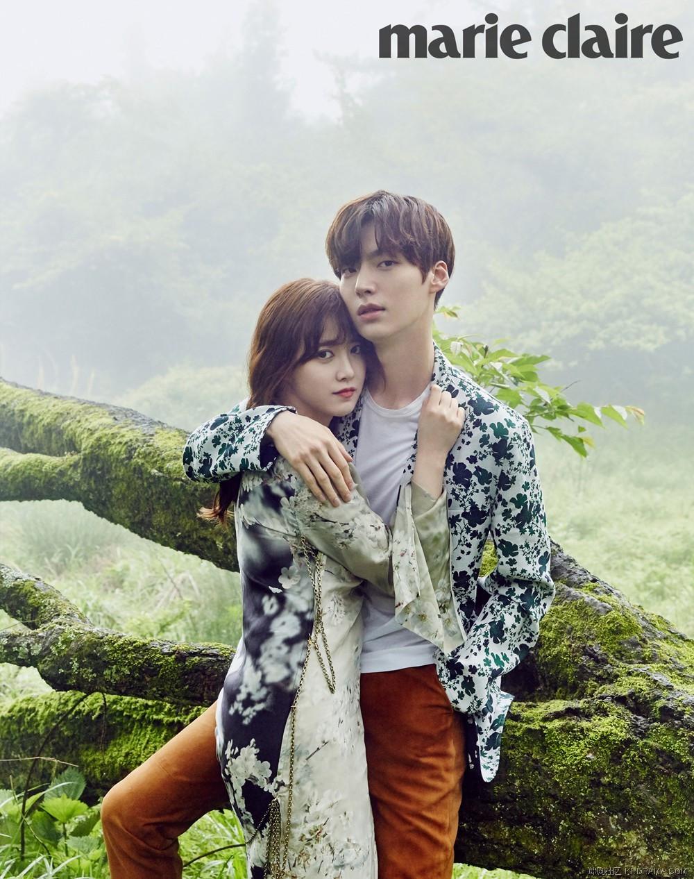 Chỉ bằng một hành động tưởng không liên quan, nàng cỏ Goo Hye Sun đã làm rõ tin đồn trục trặc với chồng trẻ