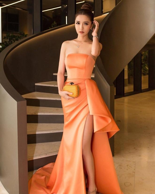 Dàn mỹ nhân Việt khoe vẻ đẹp lộng lẫy, kiêu sa bên  sắc cam: Cuộc chiến không khoan nhượng