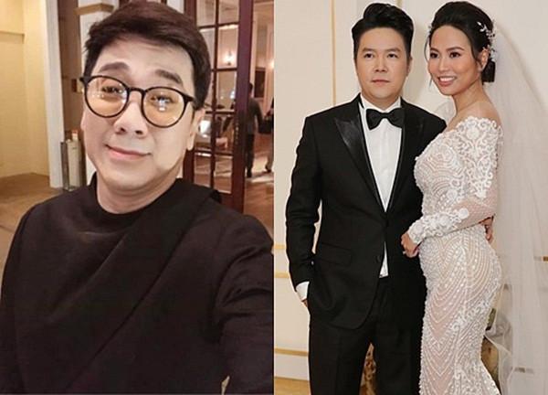 Những câu chuyện cười ra nước mắt của sao Việt khi đi ăn cưới đồng nghiệp