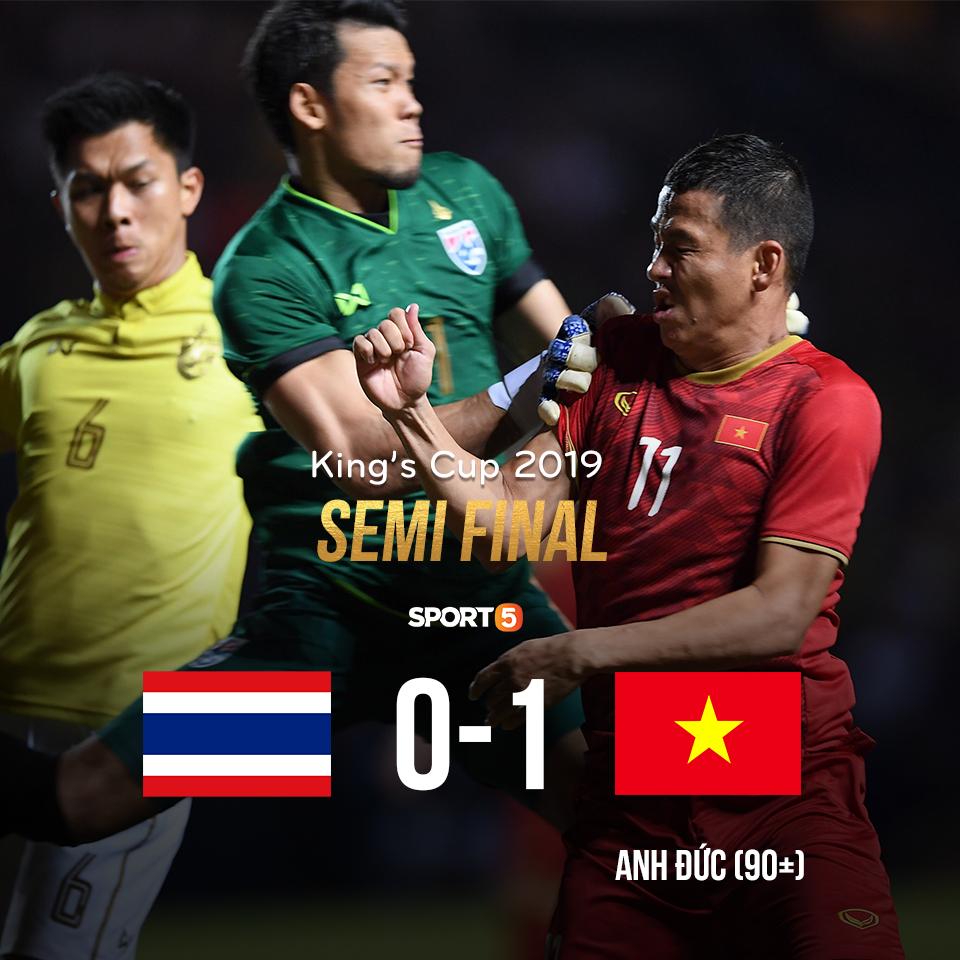Còn gì đau hơn khi Công Phượng bị cầu thủ Thái Lan sút vào chỗ hiểm