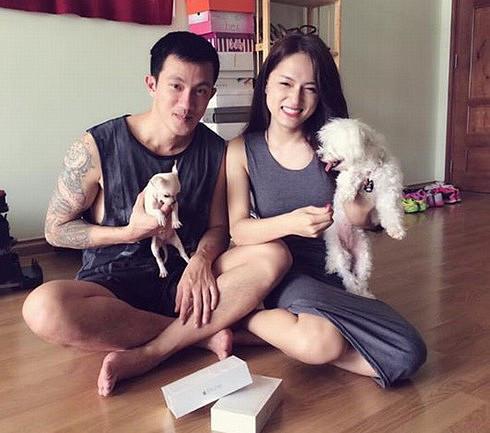 Hương Giang Idol và Criss Lai đi ăn thân mật cùng nhau, nghi vấn cả hai đã nối lại tình xưa