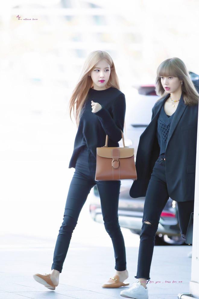 Kpop có ngàn đóa hoa xinh đẹp mặc chất nhưng sao chỉ Black Pink mới có tài gây náo loạn sân bay đến vậy?