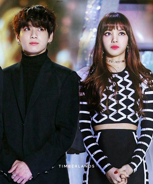 Jungkook (BTS) và Lisa (BlackPink) được đề cử cặp đôi tuyệt nhất tại Mexico khiến fan hai bên dậy sóng