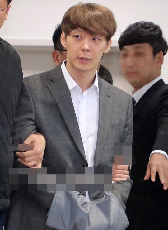Park Yoochun phải chịu mức án nặng vì phạm tội liên quan đến chất gây nghiện với hôn thê tài phiệt và đây là mức án cuối cùng