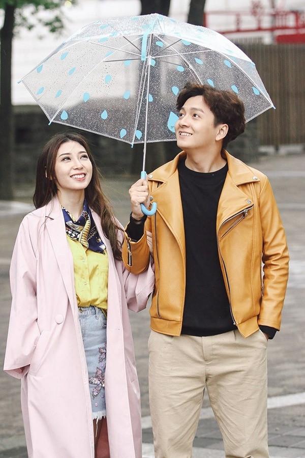 Ngô Kiến Huy: Tôi và Khổng Tú Quỳnh đang hạnh phúc với cuộc sống riêng