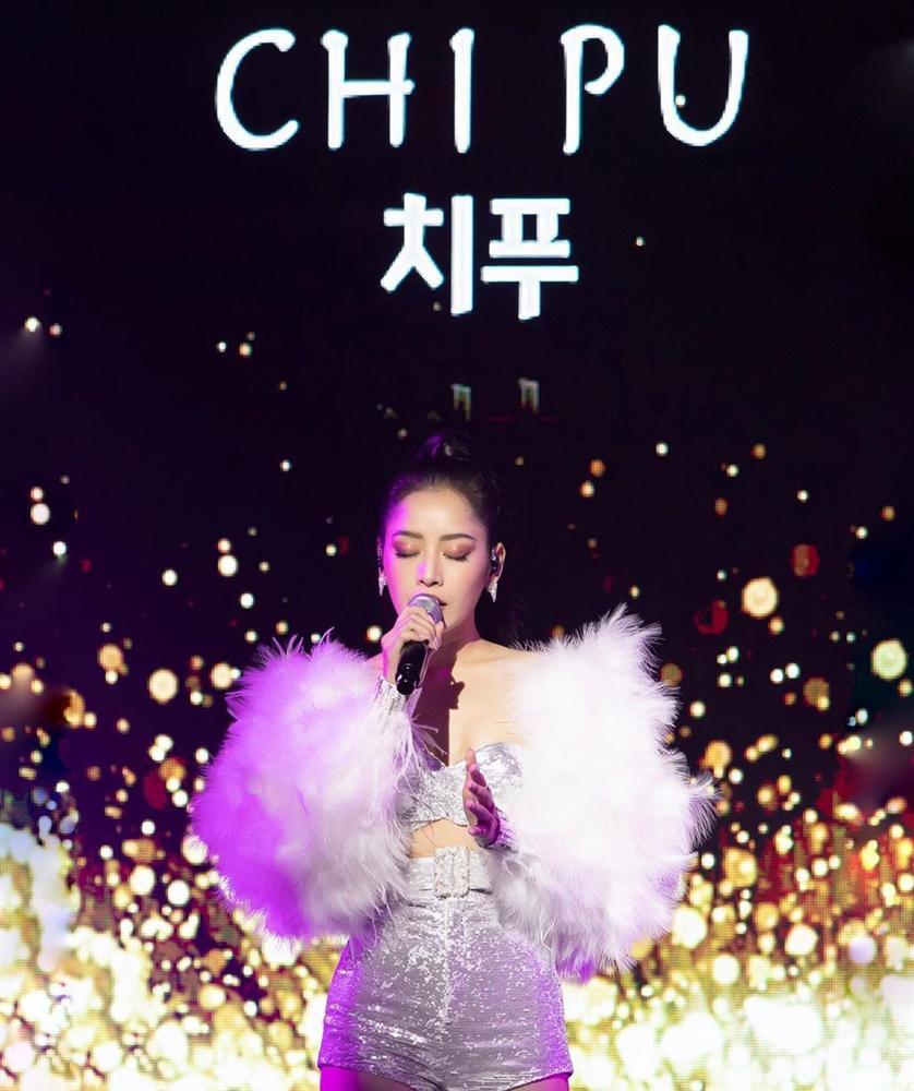 Bỗng dưng không còn phô chênh lệch nốt, cư dân mạng ngỡ ngàng khi nghe Chi Pu hát live khác gì bật đĩa