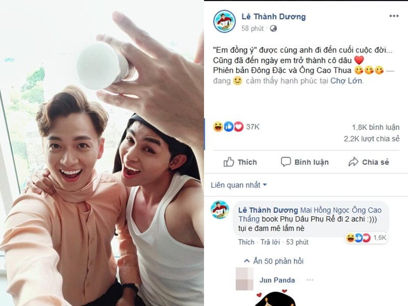 Ông Cao Thắng vừa cầu hôn Đông Nhi, Ngô Kiến Huy và Jun Phạm đã kịp tỏa sáng ngang ngửa với màn cosplay bá đạo