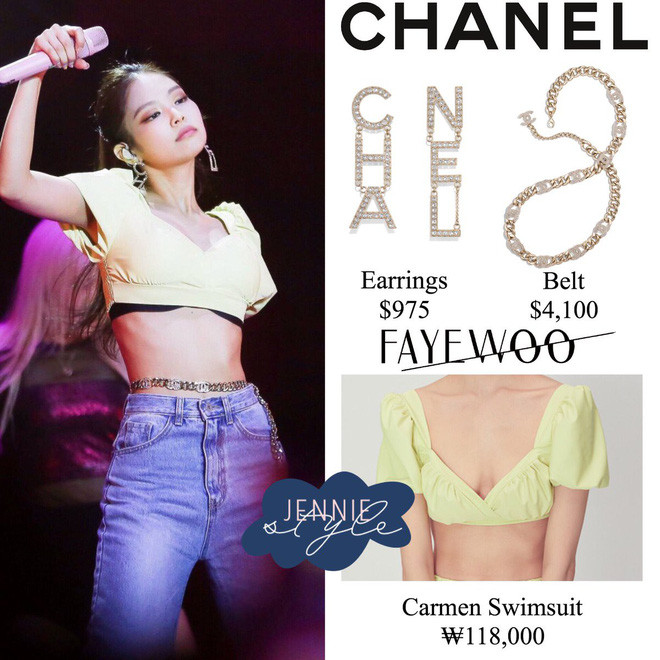 Chỉ có thể là Jennie diện áo bình dân hơn 400k mà vẫn xinh hết phần người khác, cuốn hút hơn cả người mẫu gốc
