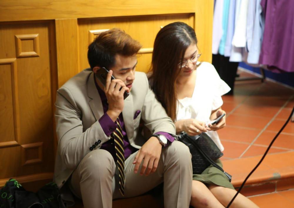Cẩm Tú - Thiên Nguyện khoe loạt ảnh hẹn hò ngọt ngào ngoài đời thực sau khi kết đôi tại Người ấy là ai