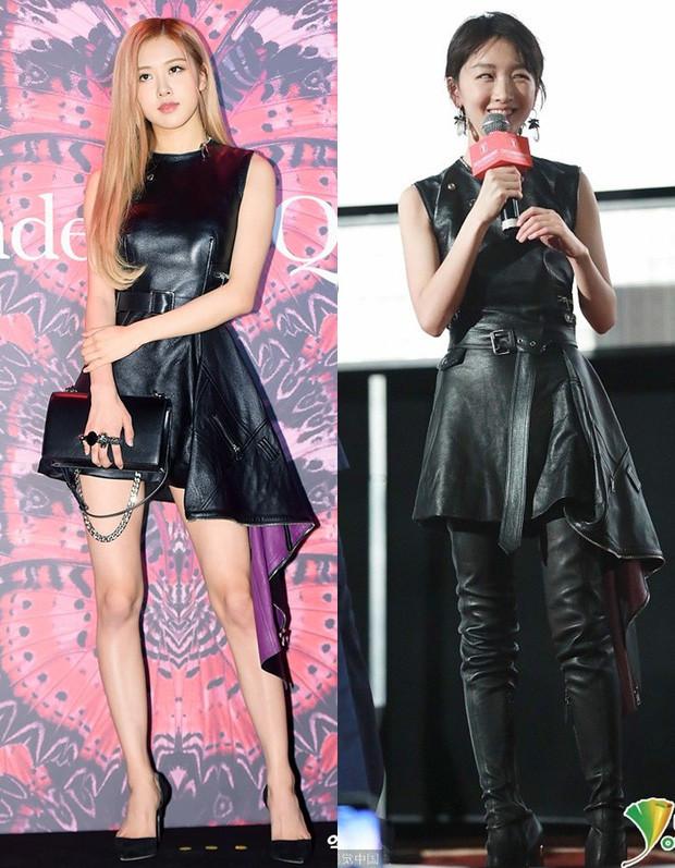 Vòng 1 khiêm tốn hay bốc lửa thì mặc váy mới đẹp, Rosé và Hyo Yeon sẽ cho bạn câu trả lời