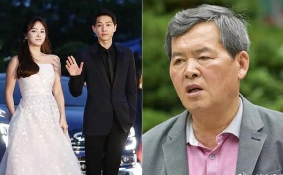 Bố Song Hye Kyo đau lòng khi chứng kiến con gái thành nạn nhân bị phân biệt hậu ly hôn