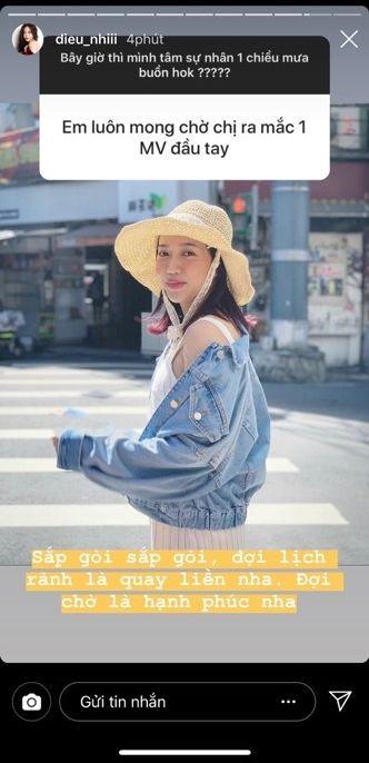 Bất ngờ chưa showbiz Việt sắp đón chào ca sĩ Diệu Nhi bằng một MV đầu tay?