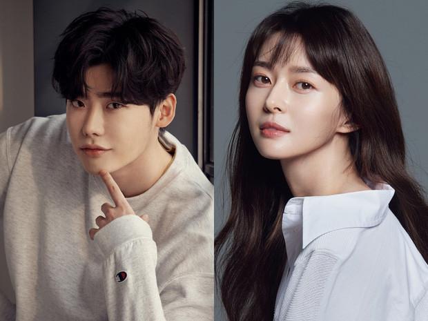 Nghi vấn tài tử Pinocchio Lee Jong Suk theo đuổi chân dài Kpop kém 2 tuổi như tổng tài, gây sốt khi mới hẹn hò gần đây