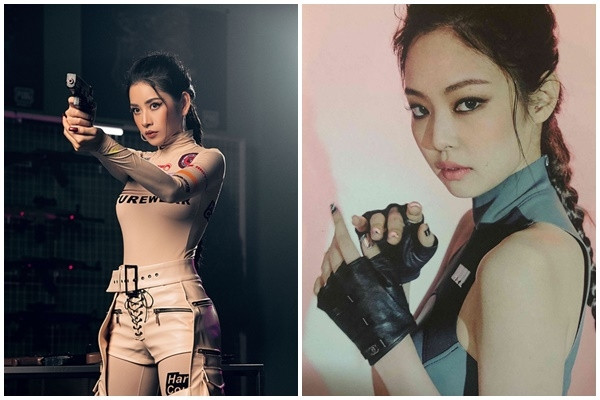 Chi Pu ra bài hát mới nhưng CĐM đồng loạt réo tên Jennie (Black Pink) vì tạo hình giống ngỡ ngàng?