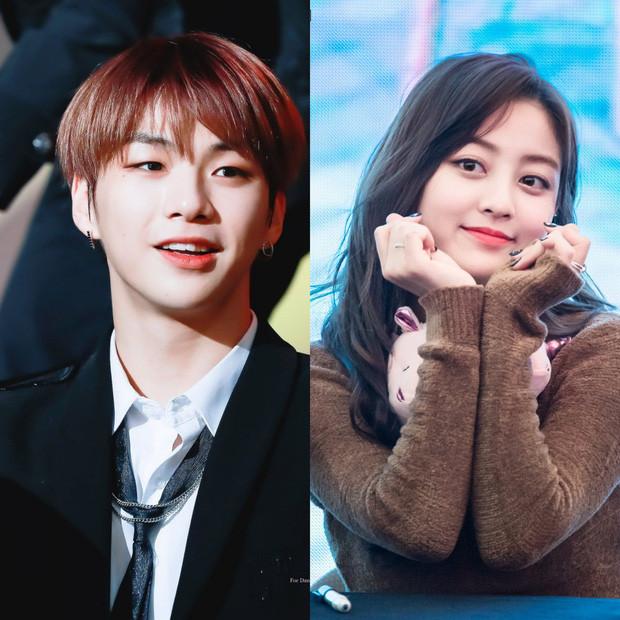 Bất ngờ với danh tính ông mai cho cặp idol quyền lực Jihyo (TWICE) và Kang Daniel