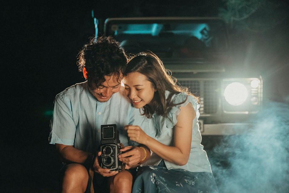 Mặc ai đồn rạn nứt, bà xã Tiến Đạt tung loạt ảnh cưới ém hàng chưa từng được công bố, chứng minh tình cảm vợ chồng vẫn ngọt ngào