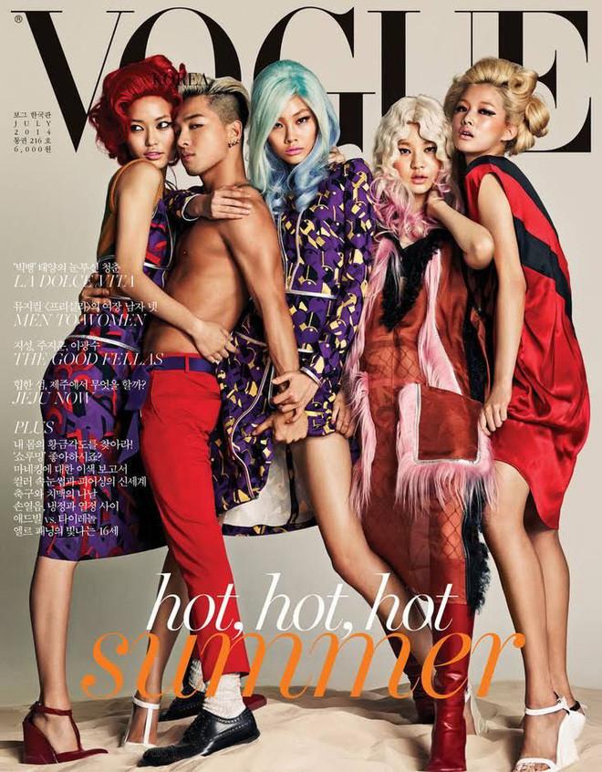 Mặc liên hoàn scandal, Kang Daniel vẫn lên bìa kinh thánh thời trang Vogue số Kim cửu, vượt cả đẳng cấp G-Dragon