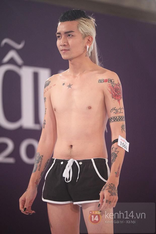 BB Trần khiến fan mất máu khi so sánh body lúc đi thi Vietnams Next Top Model và hiện tại