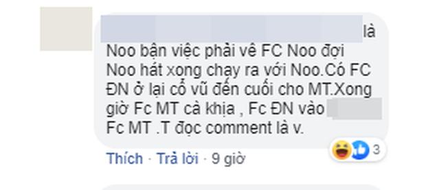 Chỉ một bức ảnh khán đài, mâu thuẫn xảy ra giữa FC Đông Nhi, Mỹ Tâm và cả Noo Phước Thịnh