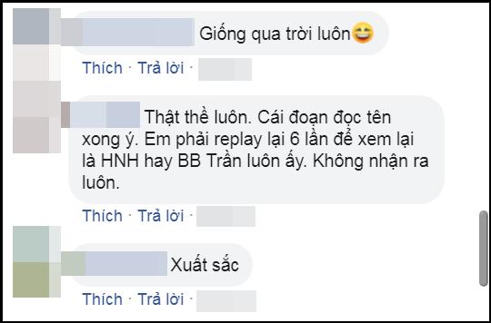 BB Trần có tướng phu thê với cả showbiz Việt khiến CĐM được phen trầm trồ vì giống nhau đến ngỡ ngàng