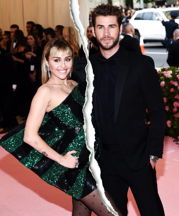 Liam Hemsworth đã đệ đơn ly hôn, chính thức cắt đứt mối quan hệ vợ chồng cùng Miley Cyrus