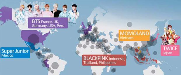 Báo Hàn đưa tin: TP.HCM là thành phố yêu Kpop nhất thế giới; đất nước MOMOLAND nổi tiếng nhất là Việt Nam