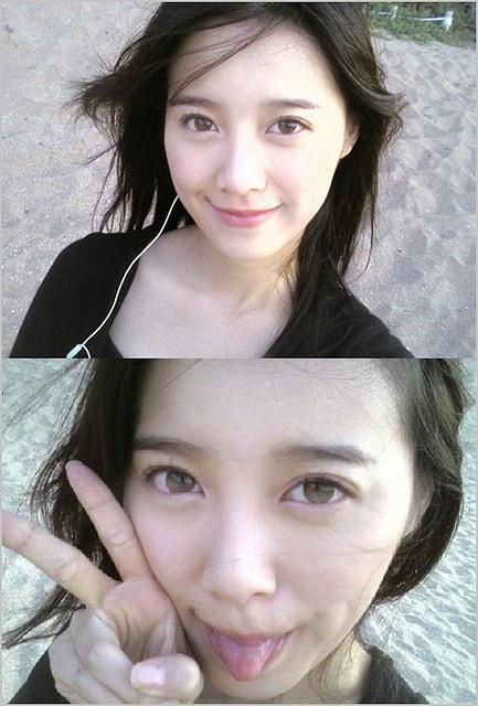 CĐM đào mộ lại ảnh quá khứ của Goo Hye Sun và Ahn Jae Hyun, nhan sắc của nàng Cỏ hoàn toàn áp đảo chồng