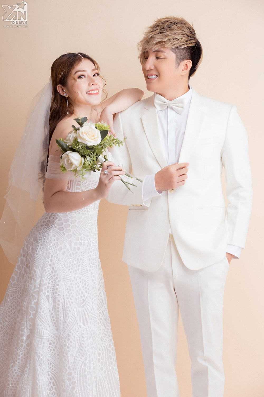 Ông hoàng YouTube Lâm Chấn Khang và vợ người Hàn tiết lộ bộ ảnh cưới  ngôn tình  siêu lãng mạn!