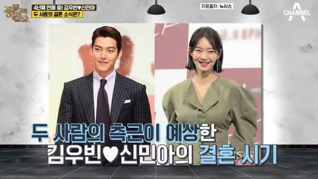 Cuối cùng cặp đôi được yêu thích nhất nhì Kbiz Kim Woo Bin và Shin Min Ah sắp về chung một nhà?