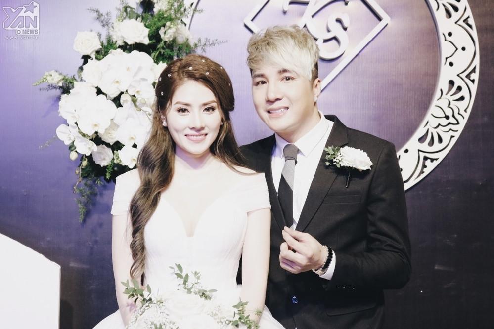 Thực đơn đa dạng đắt đỏ trong tiệc cưới của Lâm Chấn Khang - Kim Jun See